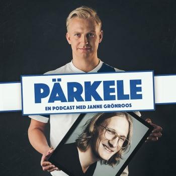 Janne Grönroos intervjuar den svenska komikern Marcus Berggren