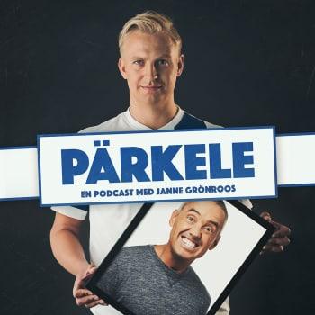 Janne Grönroos intervjuar den svenska komikern Hasse Brontén