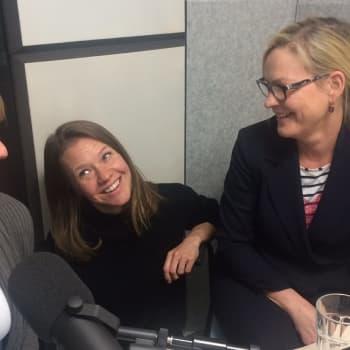 Riksdagsledamot Eva Biaudet lever plastfritt i en vecka
