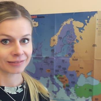 Brysselin kone: Minkälaista EU-budjettia Suomi haluaa, erityisavustaja Riikka Pakarinen