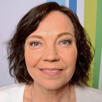 Radio Suomen Ilta: Anne Borgström: Ratsastus tekee minut onnelliseksi
