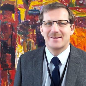 Brysselin kone: Mitä EU uskonnoilta haluaa, kansliapäällikkö Jukka Keskitalo