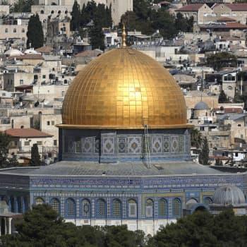 Maailmanpolitiikan arkipäivää: Lähi-idän ruutitynnyrin yllättävä rauhankoulu