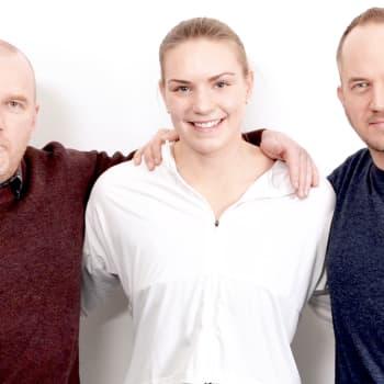 Lindgren & Sihvonen: Vieraana Jenna Laukkanen
