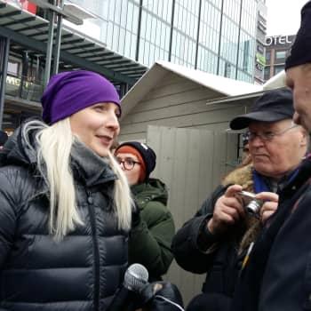 Presidentinvaalit 2018: Laura Huhtasaari