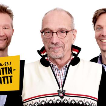 Politiikkaradio: Nils Torvalds (r.): Venäjä ajautuu vääjäämättä kriisiin - se on ehdoton totuus!