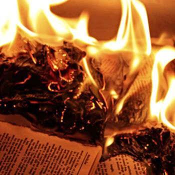 Mitä kirjoja Turun palossa paloi?