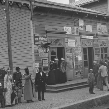 Tiedeykkönen: Paikallishistoria syntyy tiedosta ja tarinoista - Hyvinkään synnytti liike