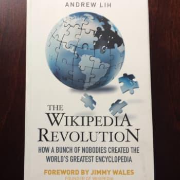 Wikipedian vallankumous