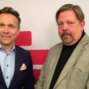 Mikä maksaa?: Kesäkuun vieraana Ilmarisen toimitusjohtaja Timo Ritakallio