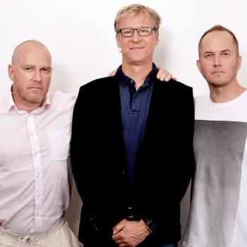 Lindgren & Sihvonen: Vieraana huuhkajien päävalmentaja Markku Kanerva