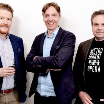 Politiikkaradio: Uusi vaihtoehto - Timo Soinin kolmas jytky?