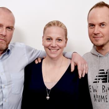 Lindgren & Sihvonen: Vieraana ex-sulkapalloilija Anu Nieminen