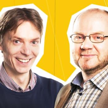 Politiikkaradio: Puheet päreiksi: Rehulacare ja hämärärekisterit