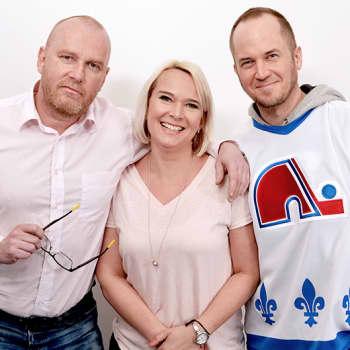 Lindgren & Sihvonen: Vieraana muodostelmaluistelun valmentaja Kaisa Arrateig
