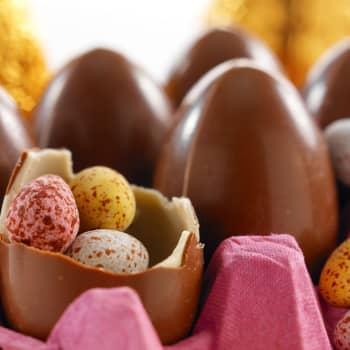 Maailmanpolitiikan arkipäivää: Suklaan kiehtova matka pääsiäispöytään