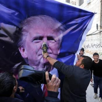 Maailmanpolitiikan arkipäivää: Lähi-idän uusi epävarmuus