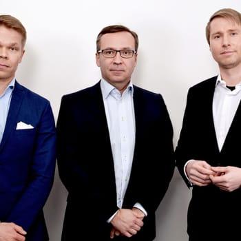 Pörssipäivä: Tuloskauden satoa. Vieraina Gorschelnik, Huovinen ja Kinnunen