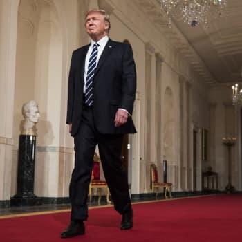 Maailmanpolitiikan arkipäivää: Trumpin ja murroksen maailma