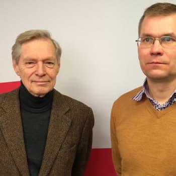 Leikola ja Lähde: Itävalta -Euroopan politiikan ilmapuntari