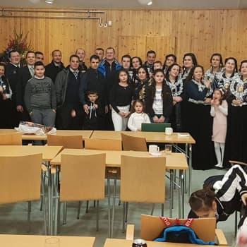 Romano mirits: Uuden vuoden perheleirillä voimaannuttiin yhdessäolosta