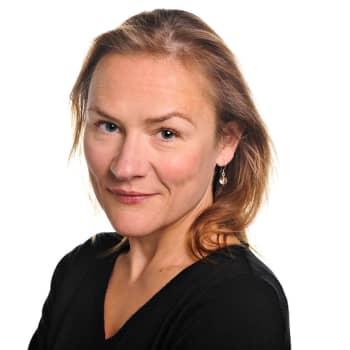 Musiikkitoimittaja Eva Tigerstedt