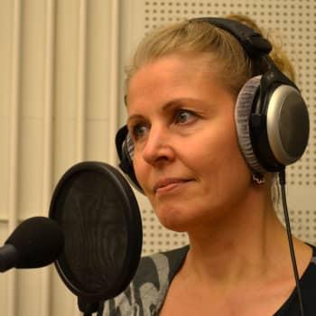 Radio Suomen vastaava tuottaja Minna Hannula