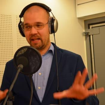Kuuluttajan vieras: Lastenohjelmien tuottaja Juuso Räsänen