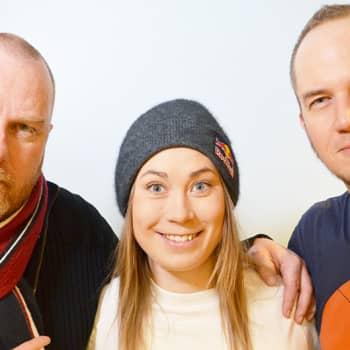 Lindgren & Sihvonen: Vieraana Enni Rukajärvi