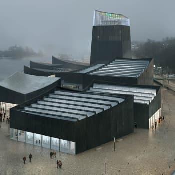 Kultakuume: Guggenheim Helsinki ponnahti taas pinnalle
