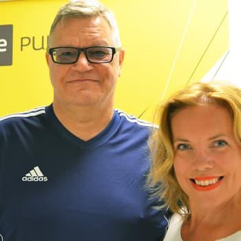 Miia Krause: Pekka Görman: Ystävällisyys ihmisiä kohtaan ei ole minulta pois