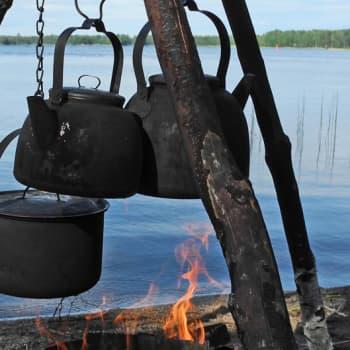 Luonto-Suomi.: Tuhansien järvien maa