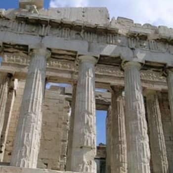 Kreikka – länsimaisen kulttuurin kehto
