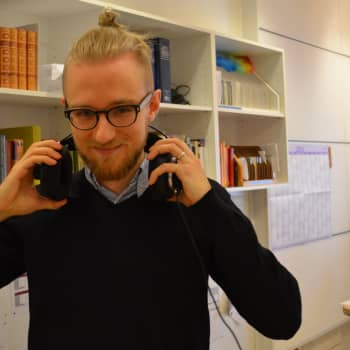 Kuuluttajan vieras: Musiikkitoimittaja Tatu Tamminen