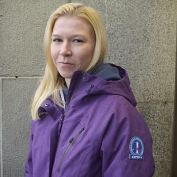 21-vuotias lahtelaismäkihyppääjä Julia Kykkänen on yksi tienraivaajista suomalaisessa naisten mäkihypyssä.