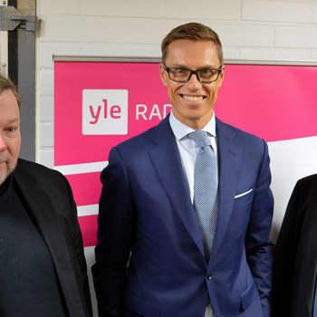 Leikola ja Lähde: Vieraana valtiovarainministeri Alexander Stubb