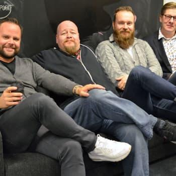"""Sami Tenkanen: Kaupallisen radion kaupallisuus – """"Tohon nimi ja tuolta tötteröstä se sit kuuluu"""""""