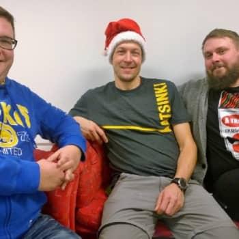 """Mikko """"Peltsi"""" Peltola: Vieraina DJ:t Anselmi ja Tico"""