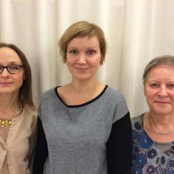 Sari Valto: Kylmät suomalaiset ovat lämpimiä auttajia