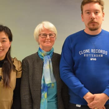 Perttu Häkkinen: Falun Gong Suomessa - outo kultti vai syyttä vainottu henkinen harjoitus?