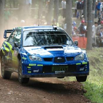 Urheiluilta: Ralli-ilta suoraan ralliautoilun pääkaupungista Jyväskylästä