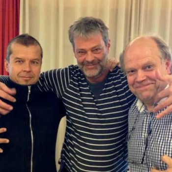Roman Schatzin Maamme-kirja: Miksi suomalaiset rakastavat haitarimusiikkia?