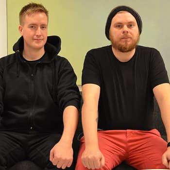 Naurun tasapaino: Jussi Simola - Miten komiikkaan saadaan paikallisväriä?