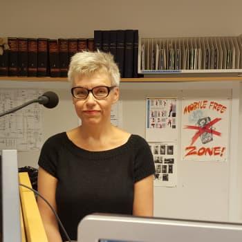 Kuuluttajan vieras: Leikkaaja Kristiina Nisula