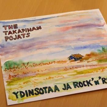 Tommi Liimatta: Ydinsotaa ja rock'n'rollia