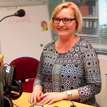 Kuuluttajan vieras: Musiikkitoimittaja Annina Aho