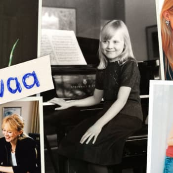 Kuusi kuvaa: Kuusi kuvaa pianotaiteilija Laura Mikkolan elämästä