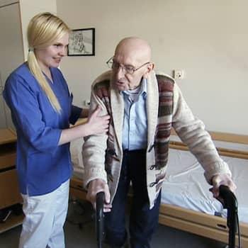 Maailmanpolitiikan arkipäivää: Norjan tyytyväiset vanhukset