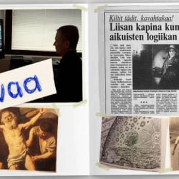Kuusi kuvaa: Vilppu Kiljunen ja hänen elämänsä kuusi kuvaa
