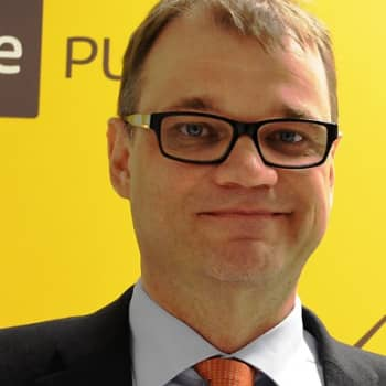 """Politiikkaradion Puheenjohtajatentit: Juha Sipilä (kesk): """"Ruotsin ja Suomen muodostama sotilaallisesti liittoutumaton alue on paras turvatae"""""""